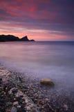 Nuage sous la mer Photographie stock libre de droits