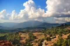 nuages Photos libres de droits