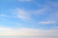 Nuages 2016-12-13 001 Image stock
