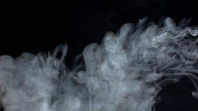 Nuages de fumée Photographie stock libre de droits