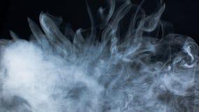 Nuages de fumée Image stock