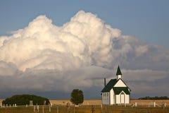 Nuages de Thunderhead Photographie stock libre de droits