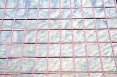 Nuages et ciel Image stock