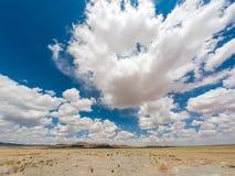 Nuages et ciel Images libres de droits