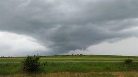 Nuages et tempête Photographie stock libre de droits