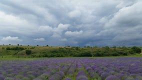 Nuages et tempête Images stock