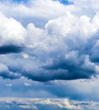 Nuages II Photographie stock