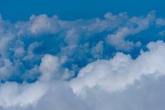 nuageux Photo libre de droits
