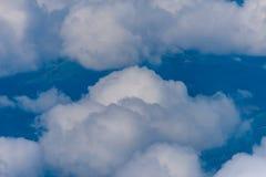 nuageux Photos libres de droits