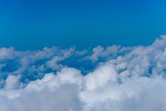 nuageux Image stock