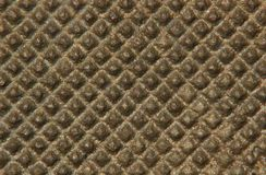 Nubby Metal Background Royalty Free Stock Image