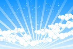 Nube illustrazione vettoriale