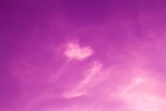nube Fotografie Stock