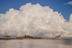 Nube Imagenes de archivo