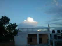 nube Fotografia Stock