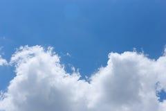 Nube Imágenes de archivo libres de regalías