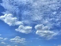 Nube Fotografía de archivo libre de regalías