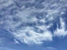 Nube blanca foto de archivo libre de regalías