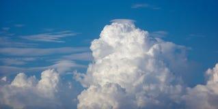 Nube a cappuccio, Santo Stefano fotografie stock libere da diritti