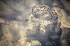 Nube de cúmulo Foto de archivo libre de regalías