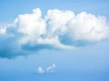 Nube de la belleza imagen de archivo libre de regalías