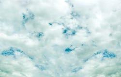 Nube de la belleza foto de archivo libre de regalías