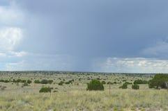 Nube de lluvia Imagen de archivo libre de regalías