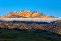 Nube de reclinación Foto de archivo