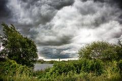 Nube de tormenta Fotos de archivo libres de regalías