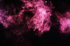 Nube del humo Fotos de archivo