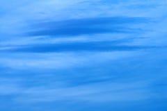Nube del resorte Imágenes de archivo libres de regalías