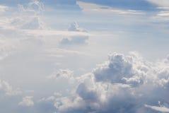 Nube di elevata altitudine Immagine Stock