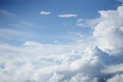 Nube di estate Fotografie Stock Libere da Diritti