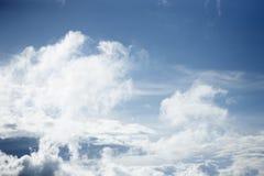 Nube di estate Fotografia Stock Libera da Diritti
