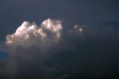 Nube di tempesta Immagine Stock