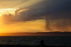 Nube di tempesta Fotografia Stock Libera da Diritti