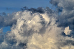 Nube di tempesta immagine stock libera da diritti