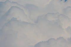 Nube en cielo Fotografía de archivo