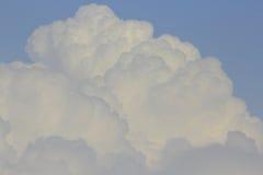 Nube en cielo Imagen de archivo