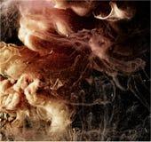 Nube flúida Foto de archivo libre de regalías