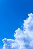 Nube grande fotos de archivo