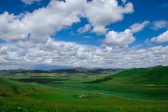 Nube hermosa Imagen de archivo libre de regalías