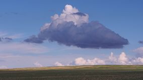 Nube mágica Fotografía de archivo