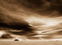 nube potente Fotografie Stock