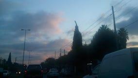 Nube Nube Sol Sun del cielo de Cielo Fotografía de archivo