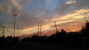 Nube Nube Sol Sun del cielo de Cielo foto de archivo libre de regalías