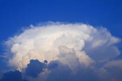 Nube tormentosa Foto de archivo libre de regalías