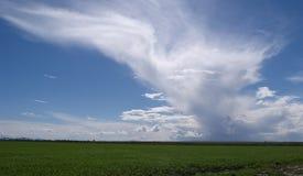 Nube y cielo Imagen de archivo libre de regalías