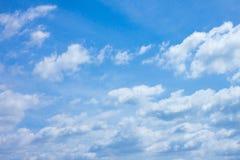 Nube y cielo Imagen de archivo