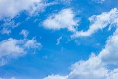 Nube y cielo Foto de archivo